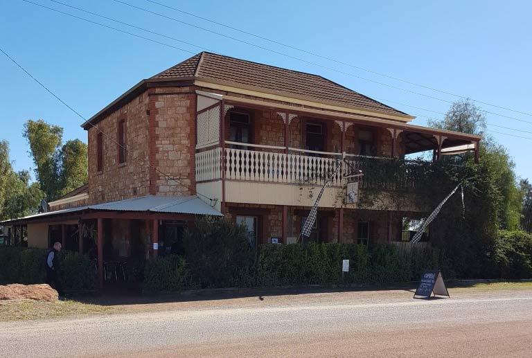 Pindar Hotel