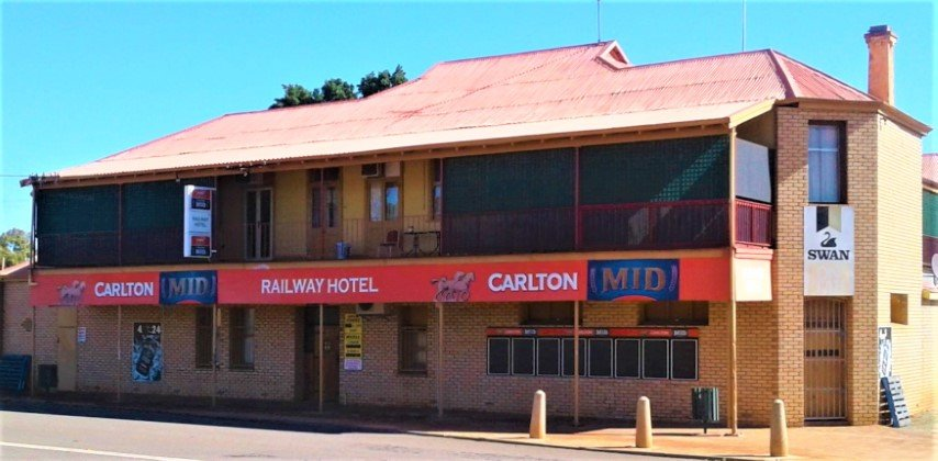 Railway Hotel Mullewa